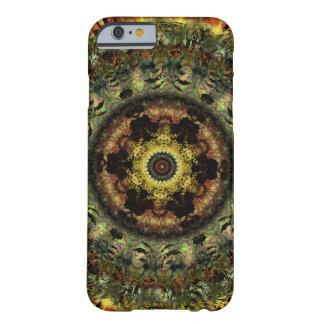 Afrikanischer Dämmerungs-Mandala iPhone 6 Fall Barely There iPhone 6 Hülle