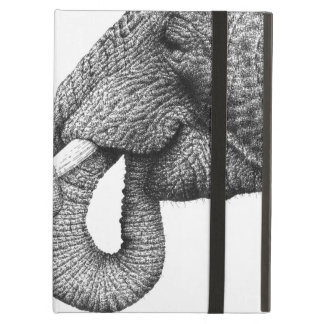 Afrikanischer Elefant iPad Fall