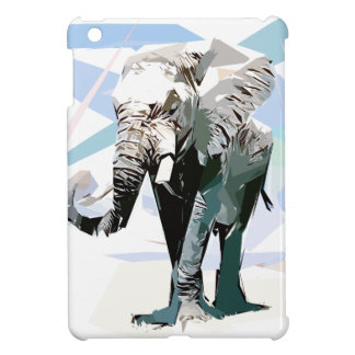 Afrikanischer Elefant iPad Mini Hülle