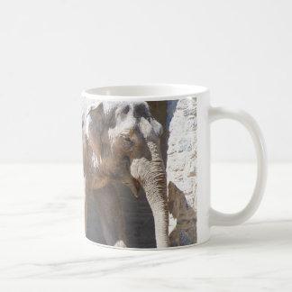 Afrikanischer Elefant Kaffeetasse