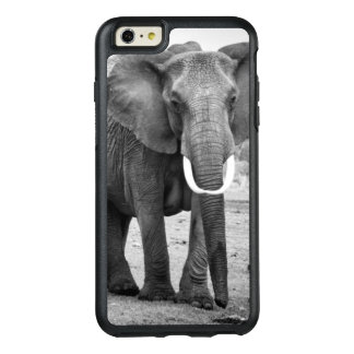 Afrikanischer Elefant u. Kälber | Kenia, Afrika OtterBox iPhone 6/6s Plus Hülle