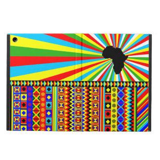 Afrikanischer Entwurf Kente Stoff-Stammes-