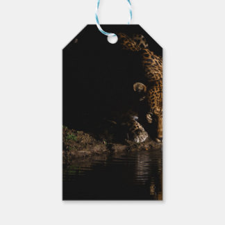 Afrikanischer Leopard Geschenkanhänger