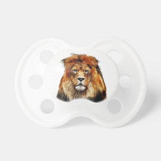 Afrikanischer Löwe Schnuller