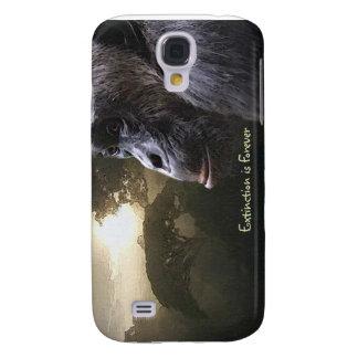 Afrikanischer Schimpanse gefährdeter TieriPhone 3 Galaxy S4 Hülle