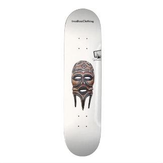 Afrikanisches Chef-Skateboard Personalisierte Decks