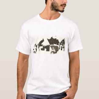 Afrikanisches Dorf T-Shirt
