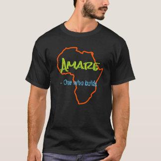 Afrikanisches Namen- und Bedeutungst-stück T-Shirt