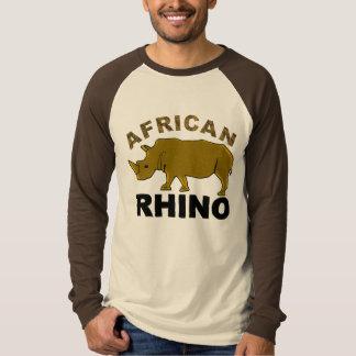 Afrikanisches Nashorn T-Shirt