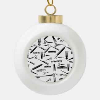AFro-Trends Keramik Kugel-Ornament