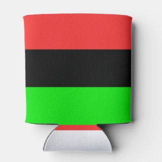 Afroamerikaner-Flagge Dosenkühler