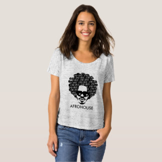 AfroHouse Kopf T-Shirt