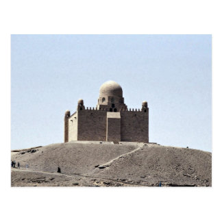 Aga Khan Grab, Wüste Assuans, Ägypten Postkarte