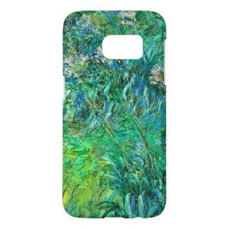 Agapanthus-Blumen durch Monet feine Kunst