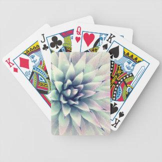 Agaven-Pflanze Bicycle Spielkarten