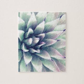 Agaven-Pflanze Puzzle