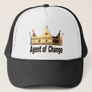 Agent der Änderung Truckerkappe