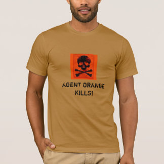 Agent-Orange tötet Shirt
