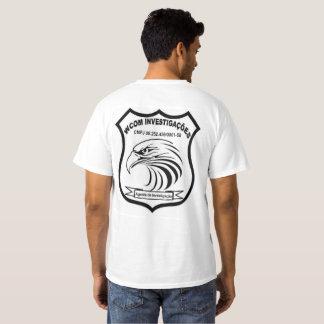 Agent von Untersuchung - Hemd T-Shirt