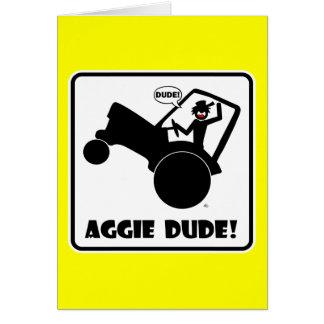 AGGIE TYP 1 KARTE