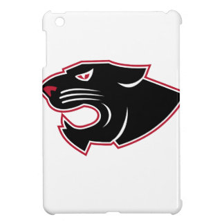 Aggressive Panther-Kopf-Ikone iPad Mini Hülle