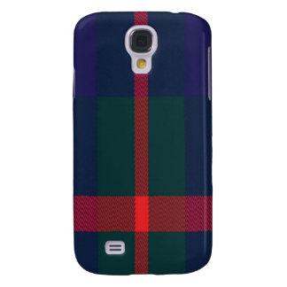 Agnew schottischer Tartan Samsung rufen Fall an