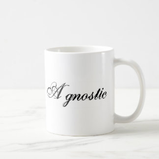 Agnostisch (Skript) Tasse