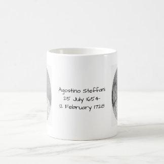 Agostino Steffani Kaffeetasse