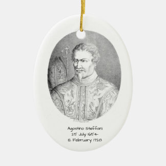 Agostino Steffani Keramik Ornament
