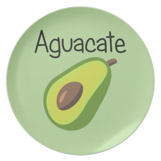 Aguacate (Avocado) Teller