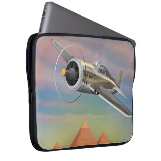 Ägypten-Abenteuer Laptop Sleeve