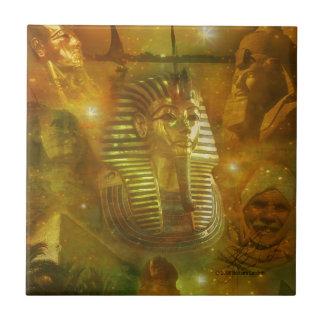 Ägypten - eine Schönheit des Mittlere Ostens Keramikfliese