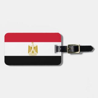 Ägypten-Flagge Kofferanhänger