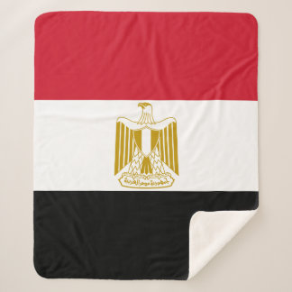 Ägypten-Flagge Sherpadecke