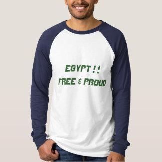 Ägypten - frei u. stolz T-Shirt