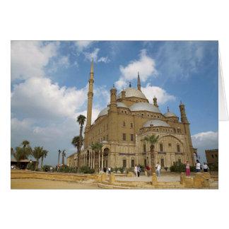 Ägypten, Kairo, Zitadelle, Mohammed Ali Mosque 2 Karte