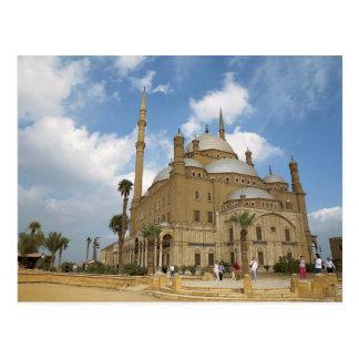 Ägypten, Kairo, Zitadelle, Mohammed Ali Mosque 2 Postkarten
