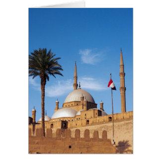Ägypten, Kairo, Zitadelle, Mohammed Ali Mosque Karte
