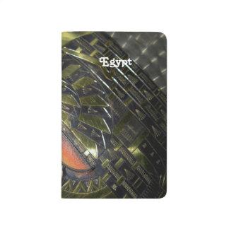 Ägypten-Kunst Taschennotizbuch