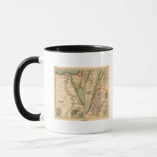Ägypten, Phoenicia und Palästina Tasse