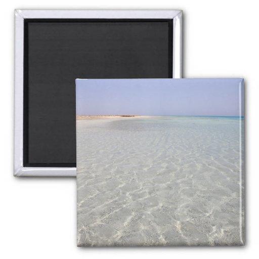 Ägypten, Rotes Meer, Marsa Alam, Sharm EL Luli, St Magnets