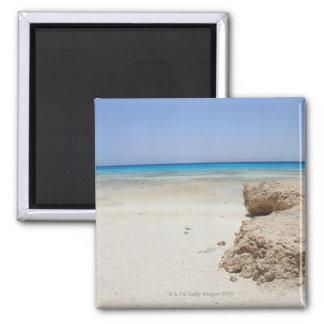 Ägypten, Rotes Meer, Marsa Alam, Sharm EL Luli, St Quadratischer Magnet