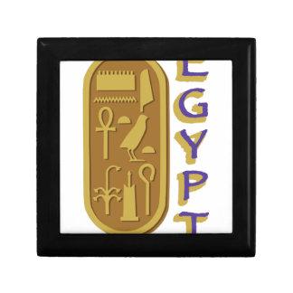 Ägypten Schmuckschachtel