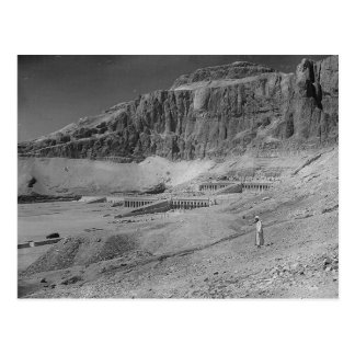 Ägypten. Tempel von Deir EL Bahre circa 1936 Postkarten
