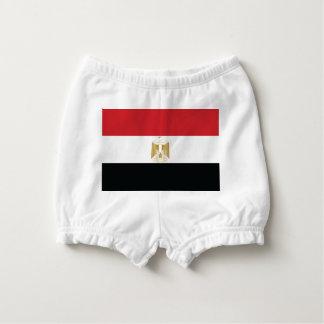 ÄGYPTISCHE FLAGGE Baby-Windelhöschen