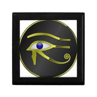 Ägyptische Goldangelegenheiten Horus Geschenkbox