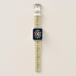 Ägyptische Götter und Göttinnen Apple Watch Armband