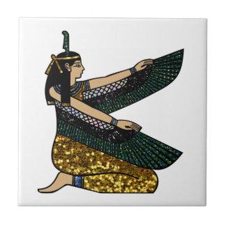 ägyptische Göttin Keramikfliese