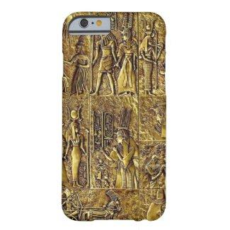 Ägyptische Hieroglyphen Barely There iPhone 6 Hülle