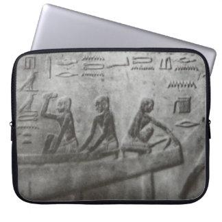 Ägyptische Hieroglyphen Laptop Sleeve